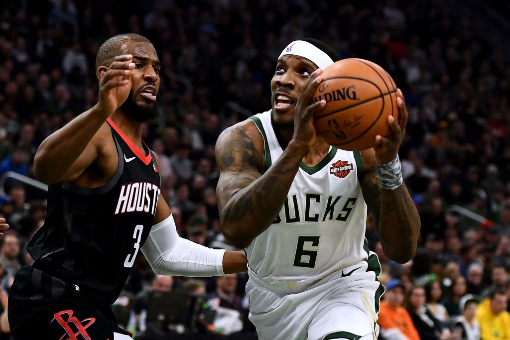 A potential Eric Bledsoe for Chris Paul trade looks good on paper, but it doesn't make much sense for the Bucks.