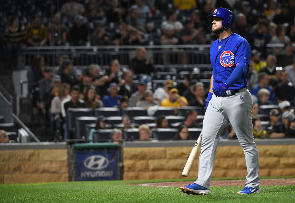 David Bote and the Chicago Cubs had one of the worst September collapses ever.