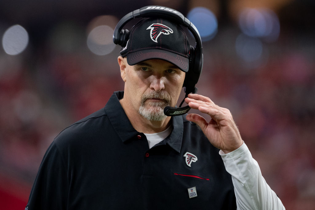 As the Atlanta Falcons struggle, head coach Dan Quinn is on the hot seat.