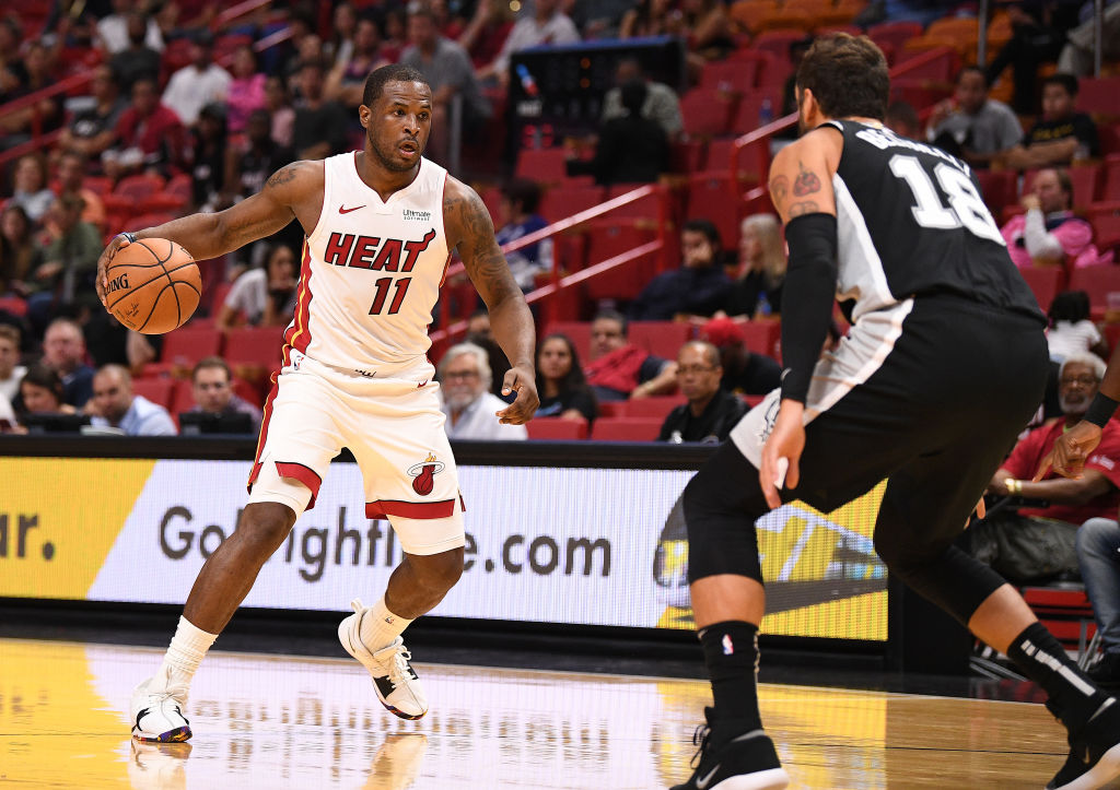 A healthy Dion Waiters could be the secret weapon for the Miami Heat this season.
