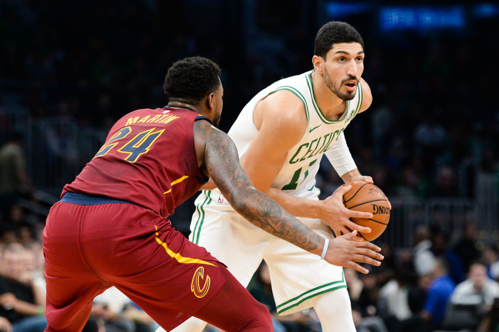 Did Enes Kanter call out LeBron James over his China comments?