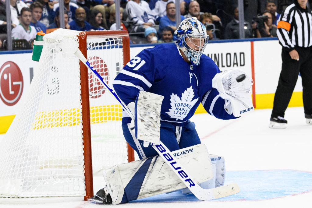Frederik Andersen joins John Tavares and Auston Matthews as key players for the Toronto Maple Leafs.