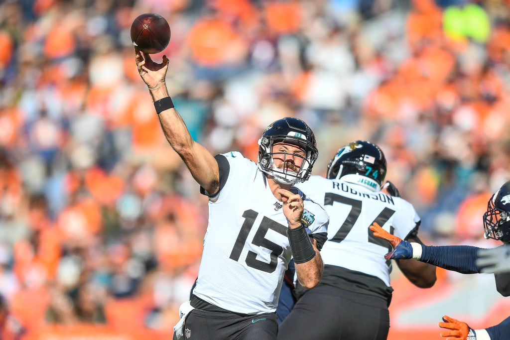Gardner Minshew's attempt to gain a redshirt year in college is part of the growing legend around the Jaguars' quarterback.