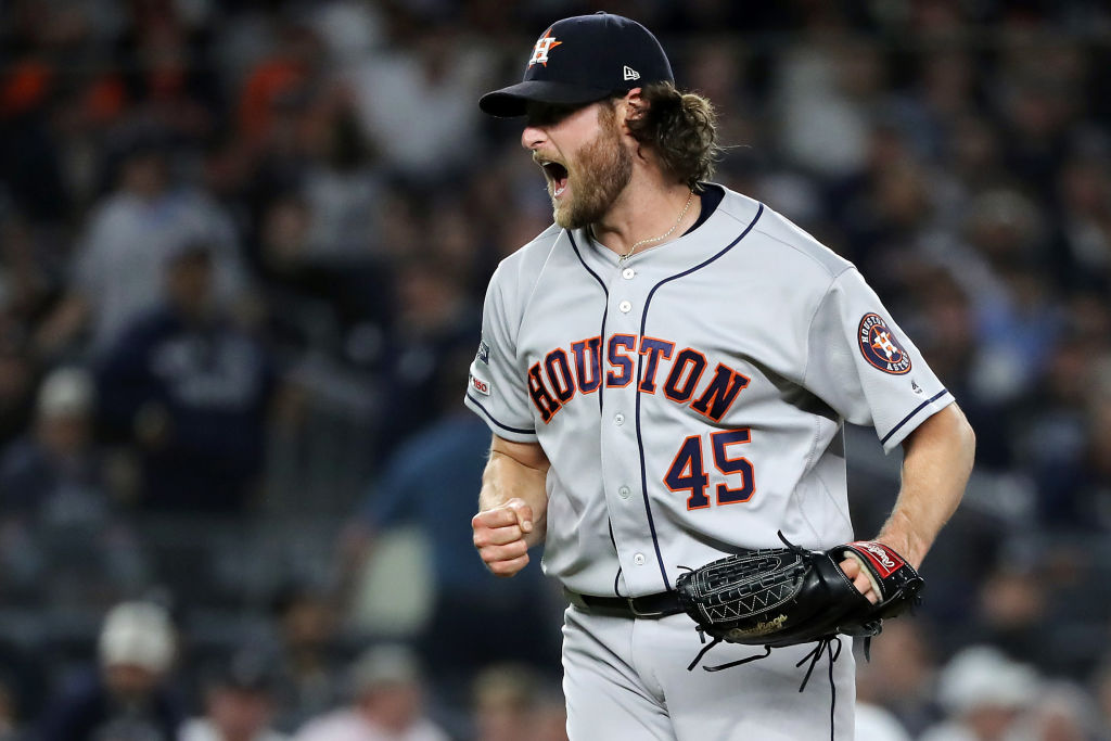 Houston Astros pitcher Gerrit Cole figures to make a boatload of money in MLB free agency in 2019.