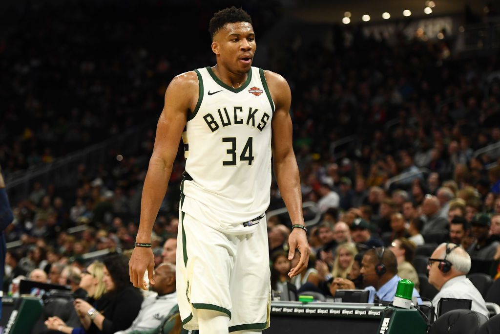 Image result for giannis antetokounmpo 2019/20