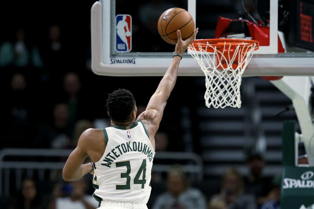 Milwaukee Bucks forward Giannis Antetokounmpo wants to be more of a leader this season.