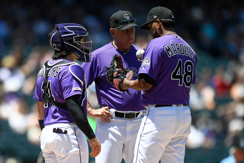 The Rockies and Giants set a baseball record that might never be broken when they played on Sept. 24, 2019.