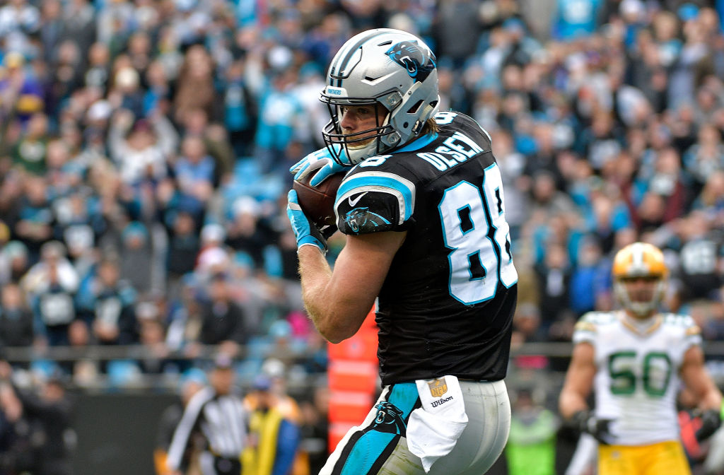Panthers tight end Greg Olsen has a promising future in broadcasting, but it's not quite time for him to retire from the NFL.
