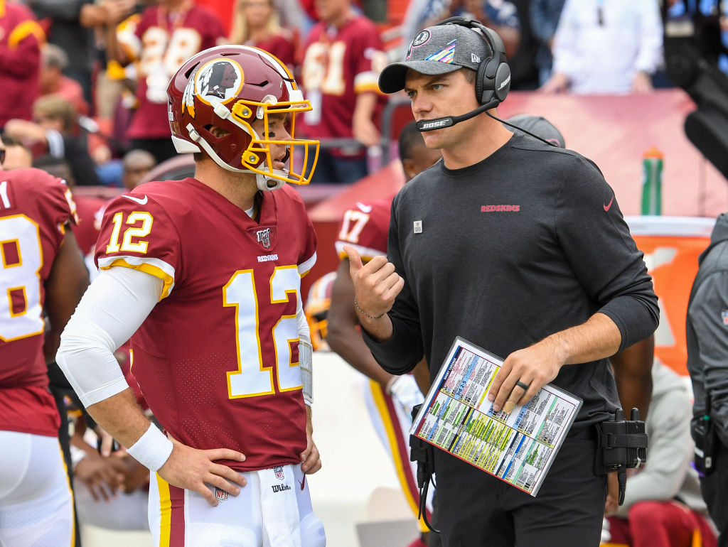 A handful of NFL coordinators and positions coaches are the next hot head coaching names, including Washington's Kevin O'Connell.