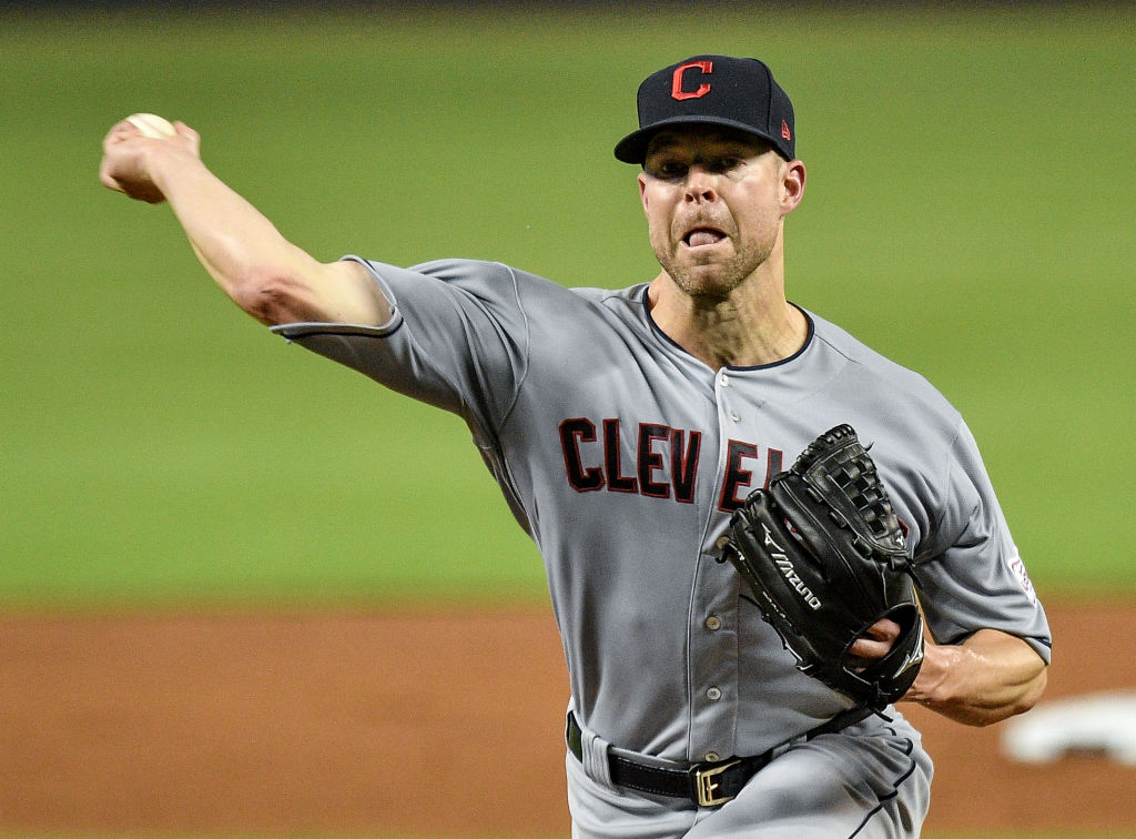 Picking up the option on pitcher Corey Kluber makes sense for a lot of reasons for the Indians.