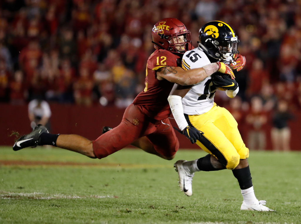 Iowa and Iowa State might have their rivalry suspended after an incident during the 2019 matchup.