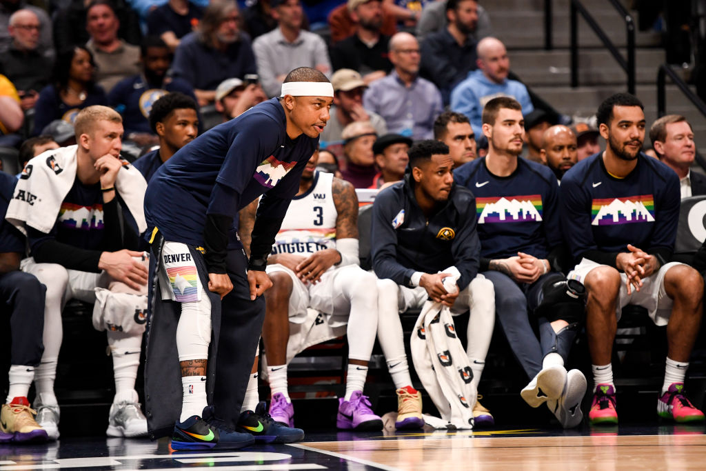The 2019-20 NBA season is already off to a rough start for Wizards guard Isaiah Thomas.