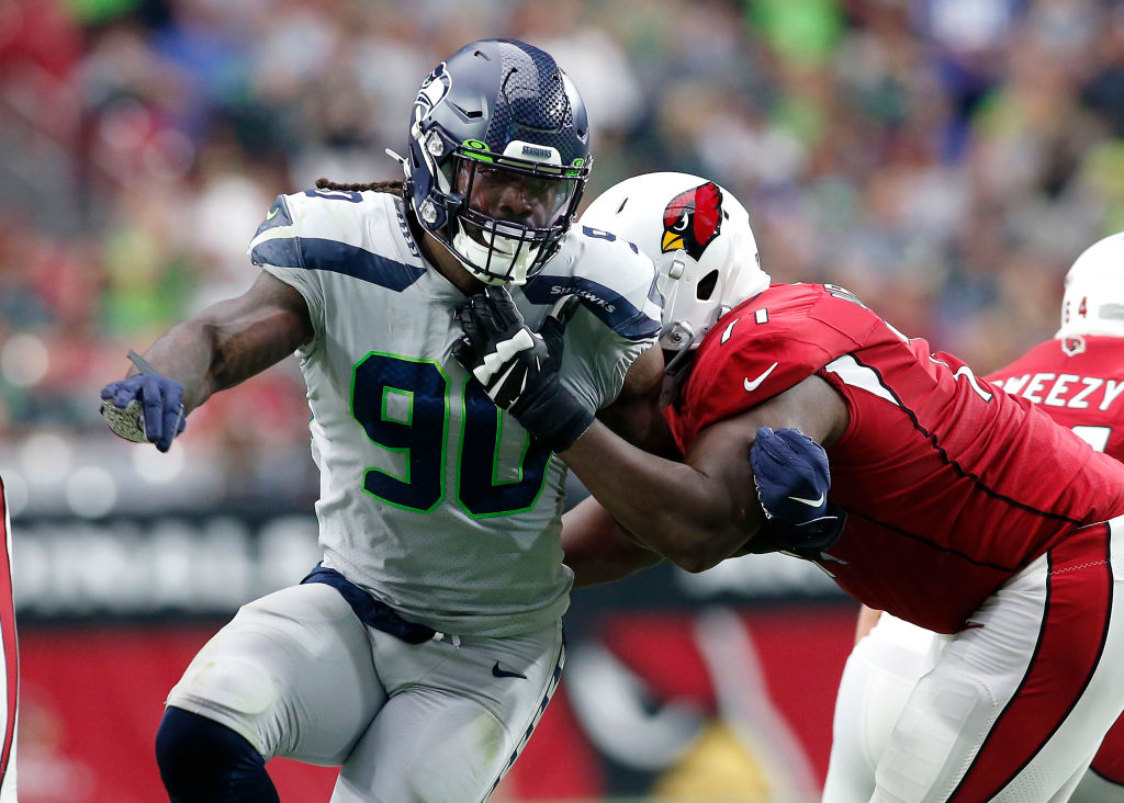 Jadeveon Clowney is happy to be playing for the Seahawks, but he hates one aspect of playing in Seattle.