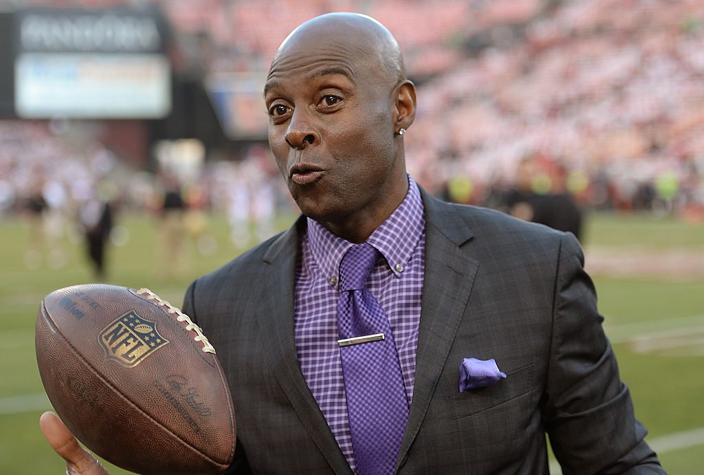 Jerry Rice says the 2019 49ers are legitimate Super Bowl contenders.