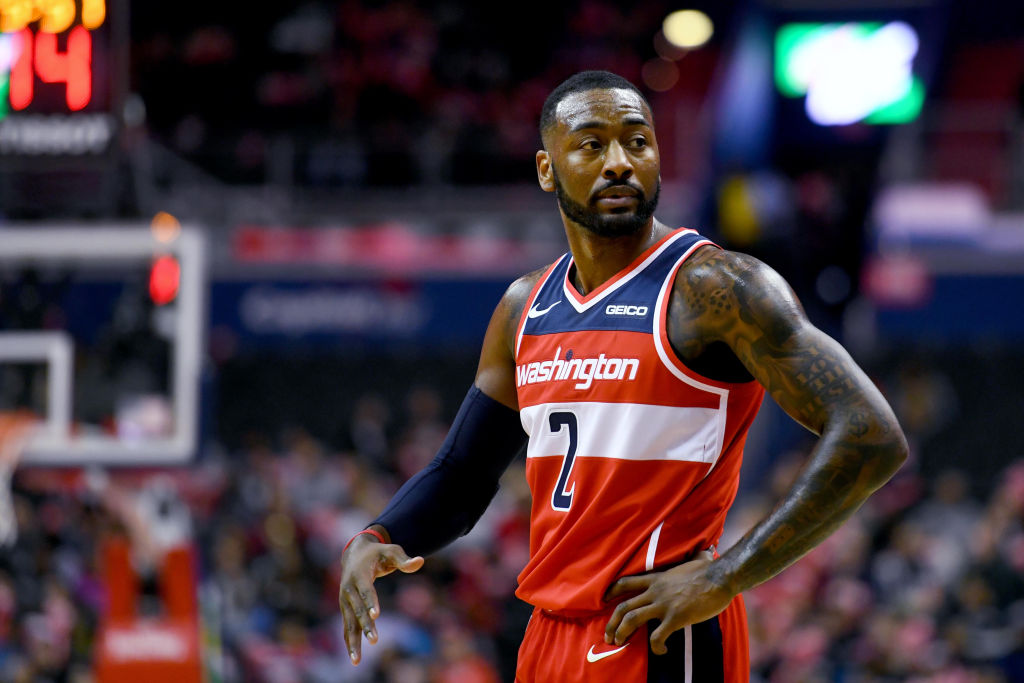 Many NBA players have signature sneakers, but Washington Wizards guard John Wall could lose his.