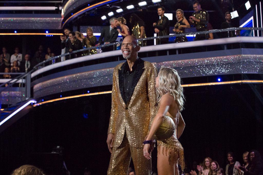 "Kareem Abdul-Jabbar on ""Dancing With the Stars"""