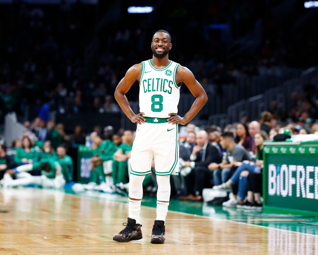 Kemba Walker might turn out to be the best point guard Celtics coach Brad Stevens has ever had.
