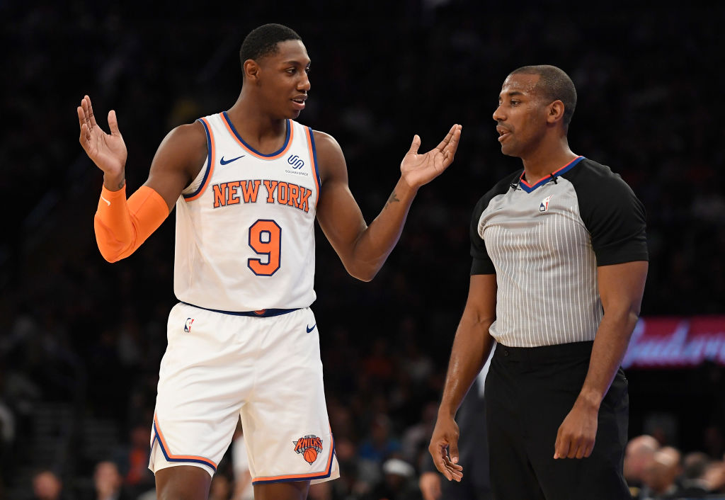RJ Barrett and the New York Knicks will struggle to win 25 games in 2019-20.