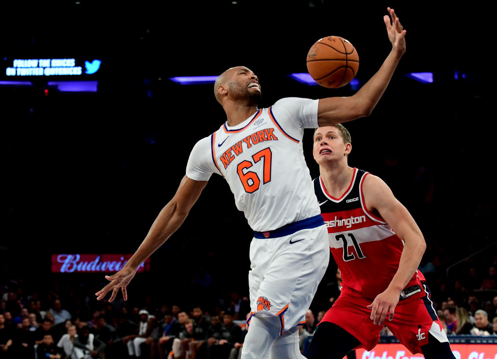 Taj Gibson and the New York Knicks will struggle to win 25 games in 2019-20.