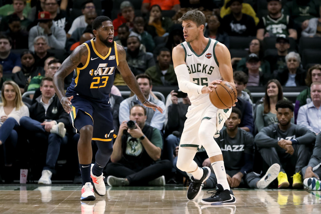Kyle Korver joined the Bucks for 2019-20, and he likes their chances to win the NBA Finals.