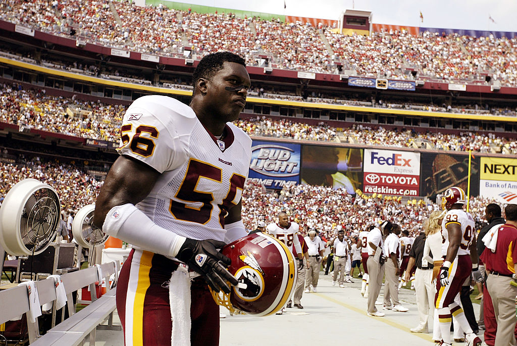 Former Redskins player LaVar Arrington says all the franchise's problems come down to one issue.