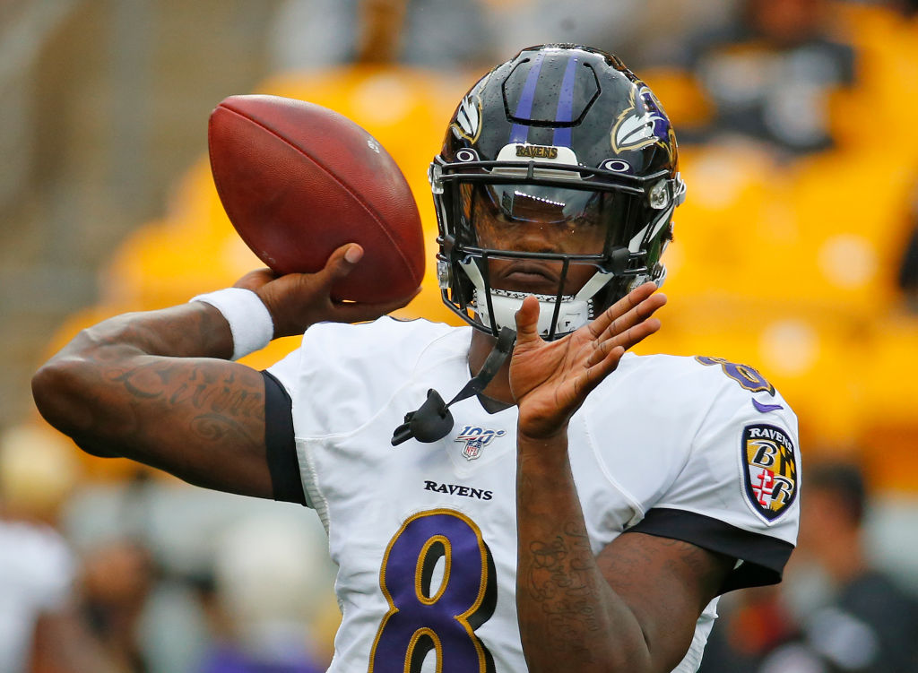 Lamar Jackson and the Baltimore Ravens should be able to handle the Bengals