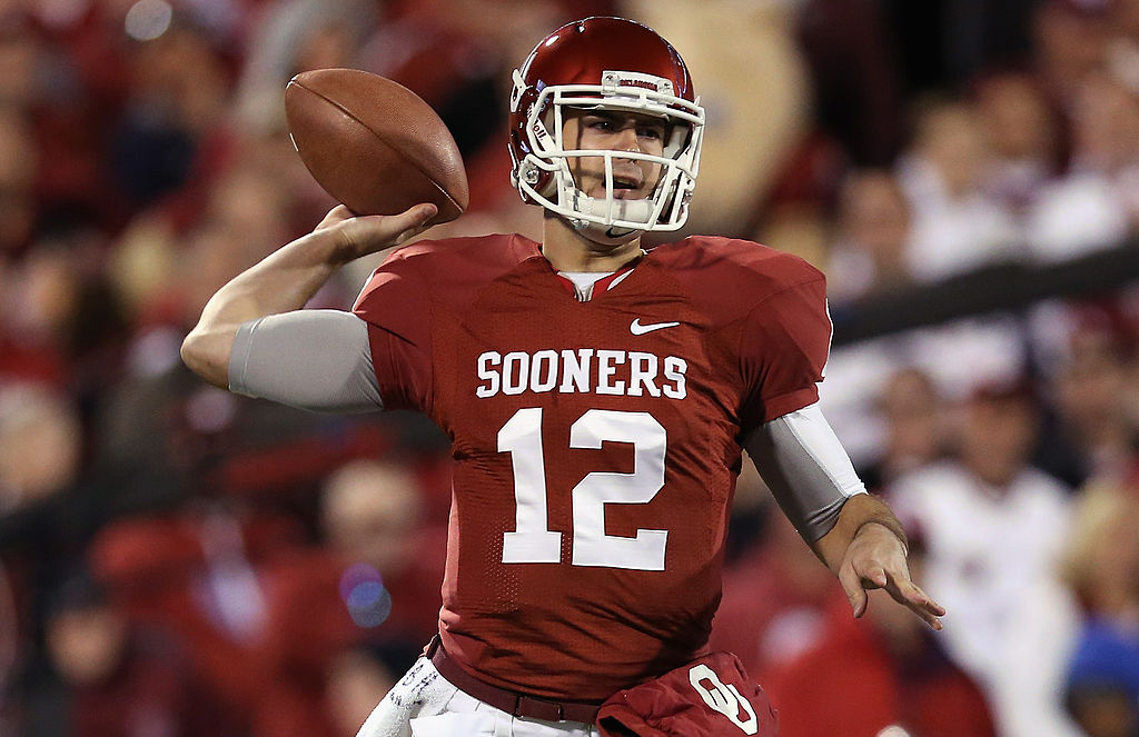 Landry Jones Oklahoma Sooners