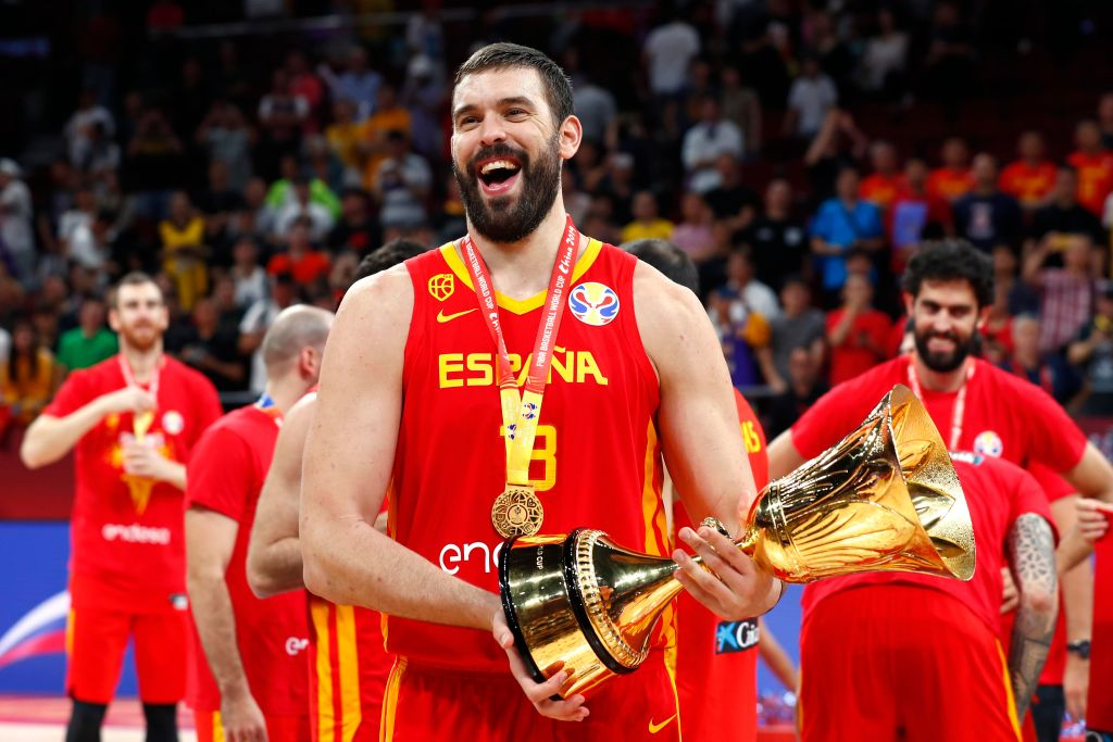 Marc Gasol gave himself a hilarious new nickname after winning in the NBA Finals and FIBA World Cup in 2019.