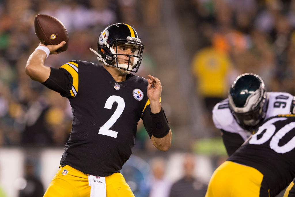 Mason Rudolph passed concussion protocol and is set to return on Sunday