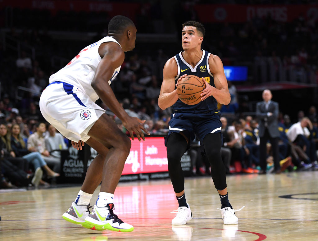 It took more than a year for Michael Porter Jr. to make his NBA debut, but he could be the Nuggets secret weapon in 2019-20.