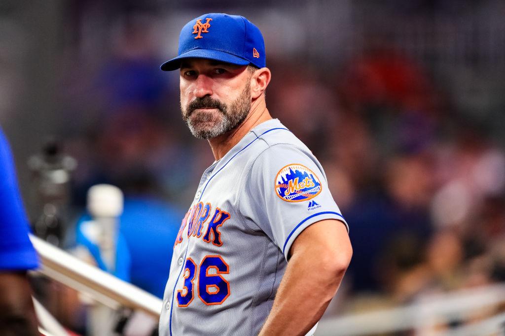 Brodie Van Wagenen fired New York Mets manager Mickey Callaway.