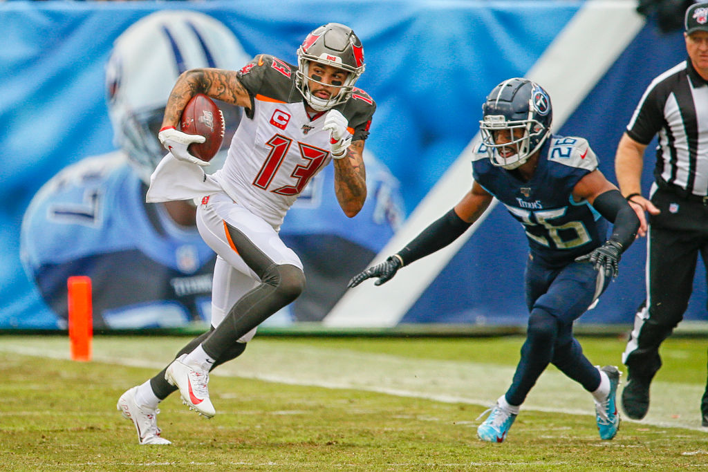 The Tampa Bay Buccaneers have an elite wide receiver in Mike Evans.
