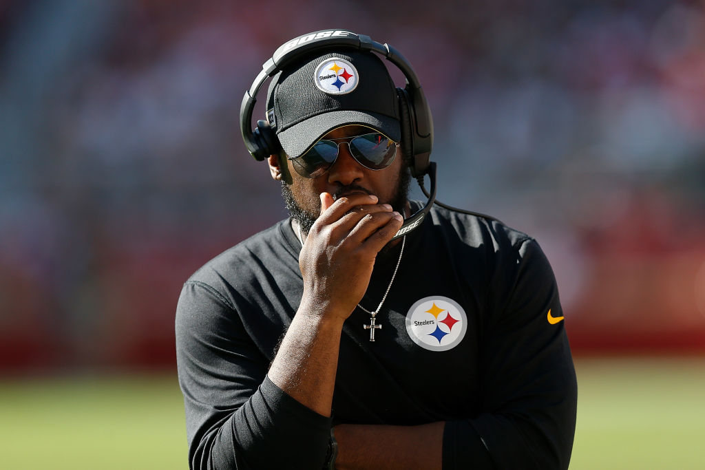 Could the Pittsburgh Steelers trade head coach Mike Tomlin to the Washington Redskins?