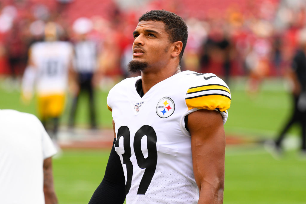 Minkah Fitzpatrick had one straightforward request of the Steelers after he got traded from Miami.