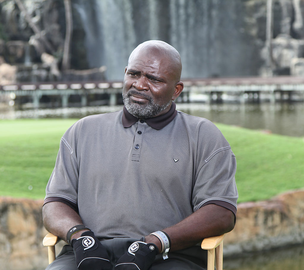 Lawrence Taylor in 2014