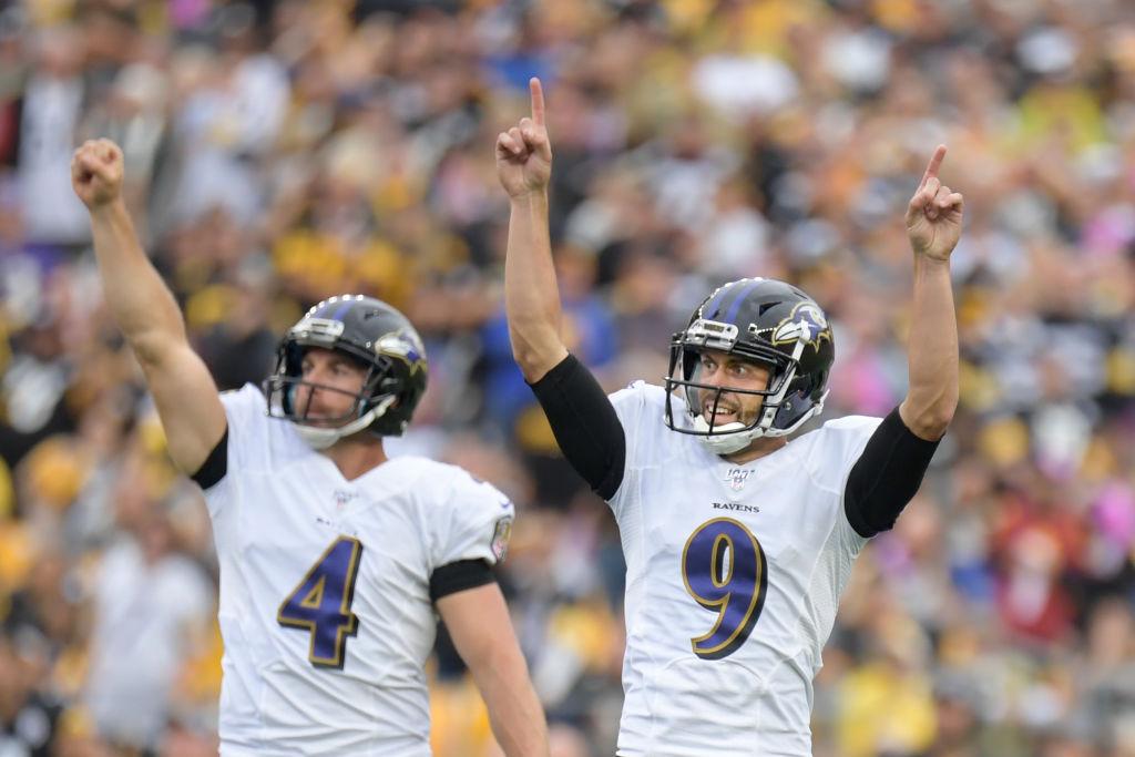 NFL: Justin Tucker, Ravens Narrowly top Steelers in Rivalry Showdown