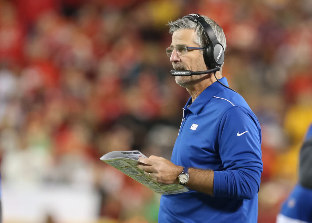 Colts coach Frank Reich makes the short list to win NFL Coach of the Year.