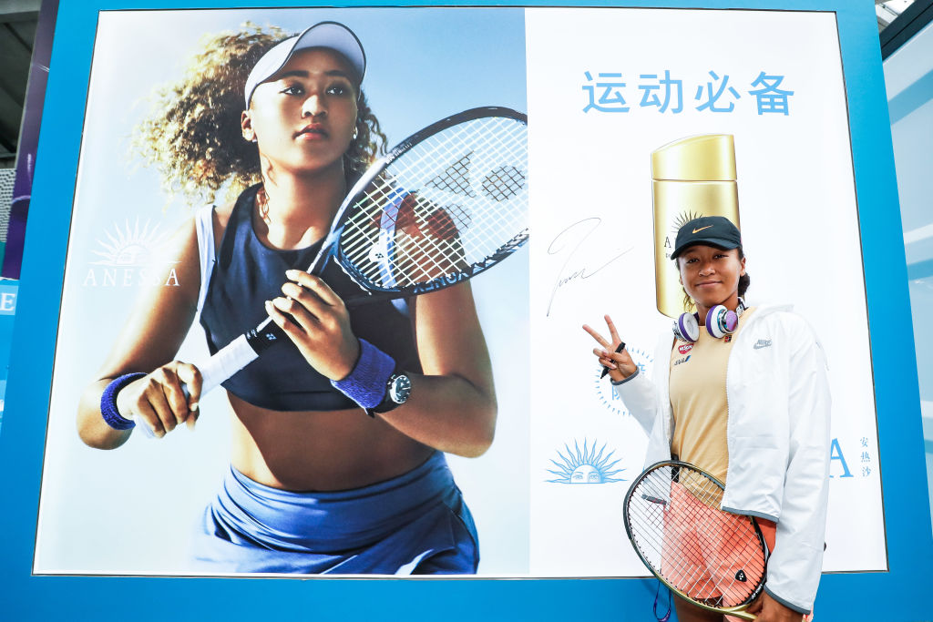 Naomi Osaka plans to renounce her United States citizenship so she can compete for Japan in the 2020 Olympics.