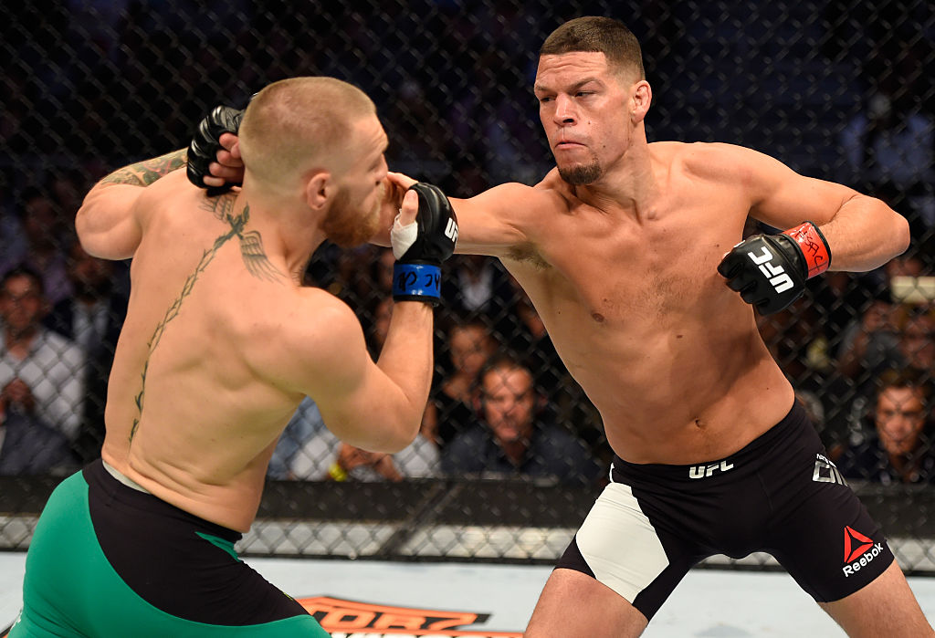 Nate Diaz changed the landscape for UFC fighters in several major ways.