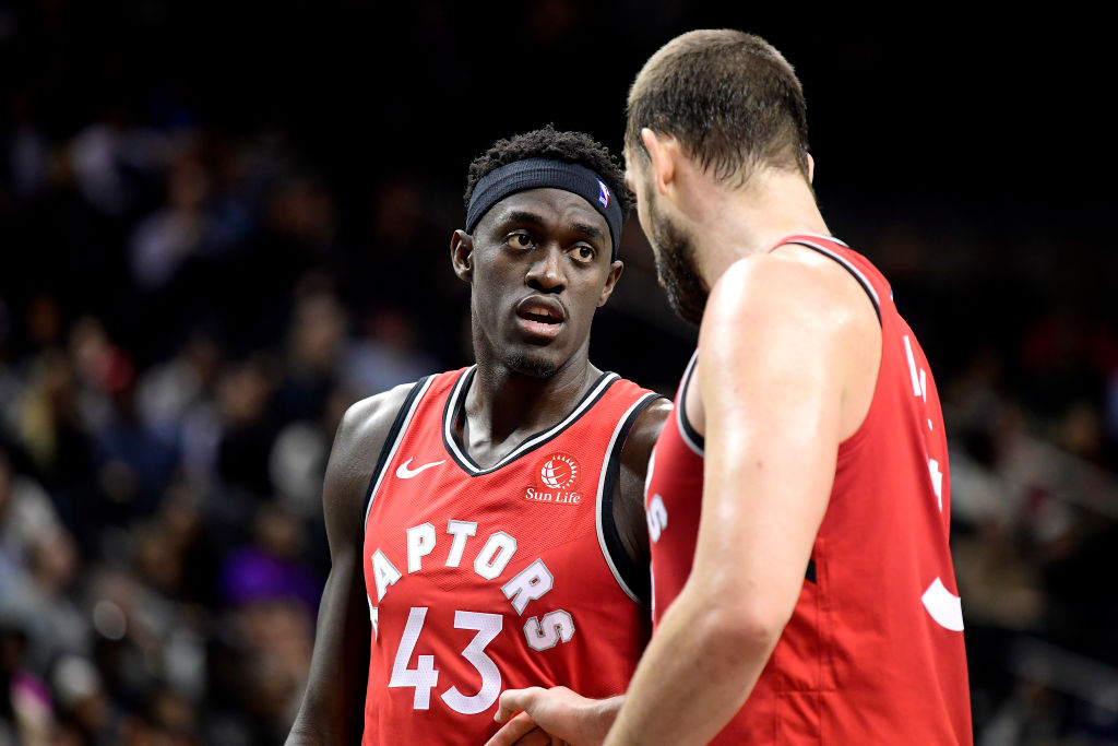 The Toronto Raptors recently signed Pascal Siakam to a max extension.