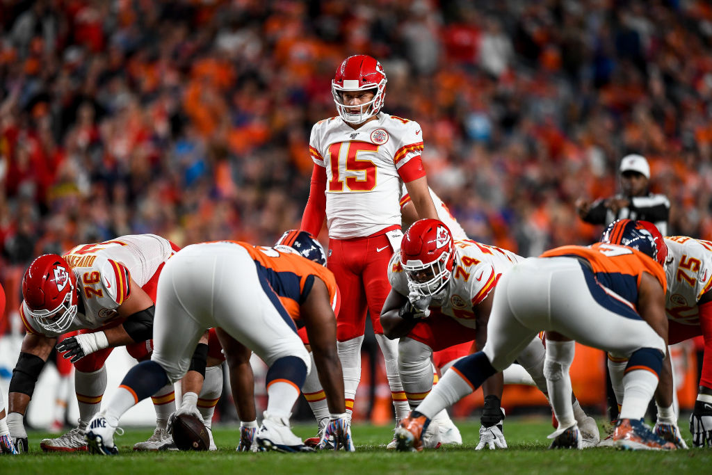 The Kansas City Chiefs can't afford to rush Patrick Mahomes back from injury.