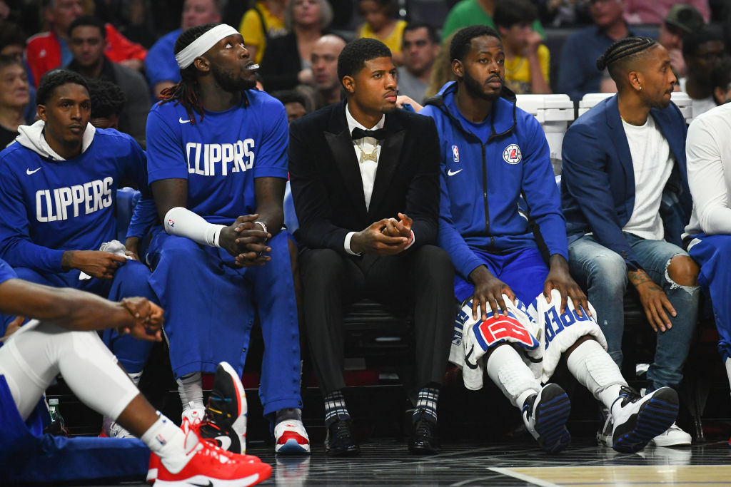 How much will the absence of Paul George impact the Los Angeles Clippers this season?