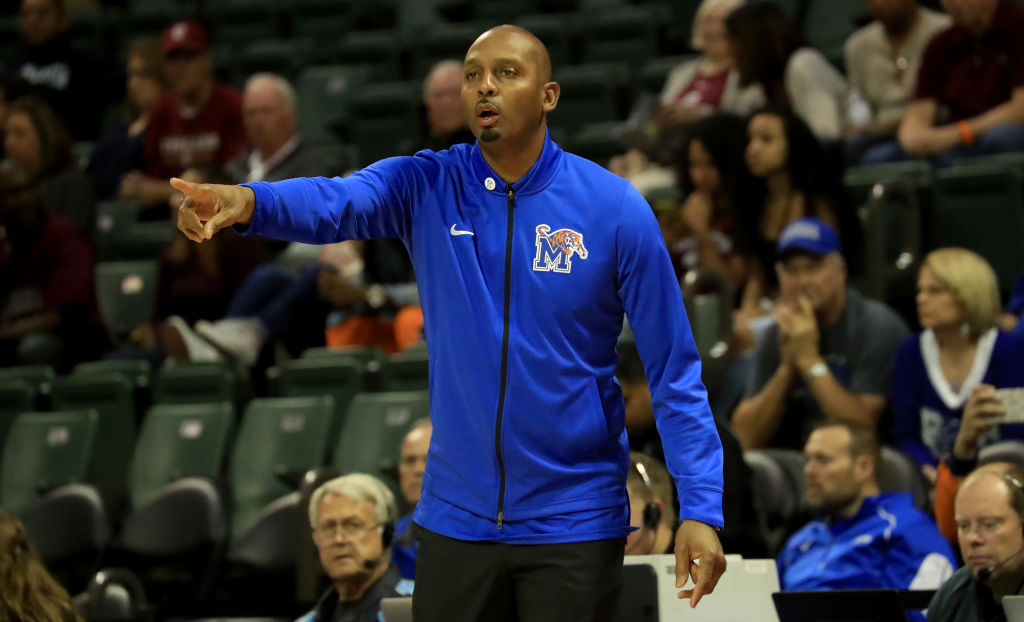 Memphis coach Penny Hardaway believes his Tigers have a chance to win a national title.
