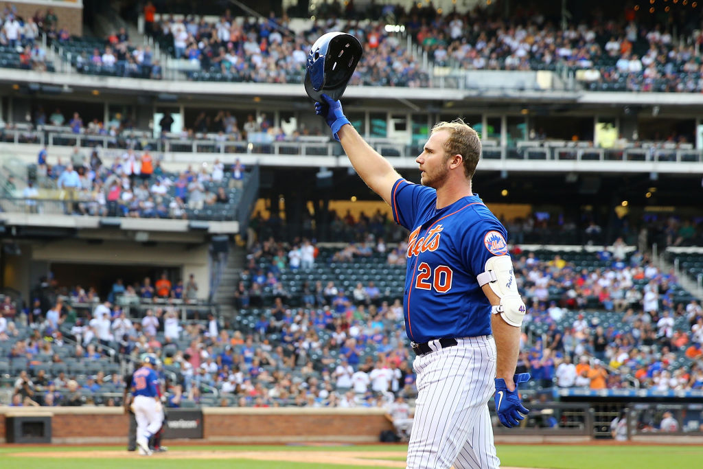 The Mets Pete Alonso had one of the best rookie seasons ever in 2019, comparing favorably to Aaron Judge, Mike Trout, Mark McGwire, and other superstars.