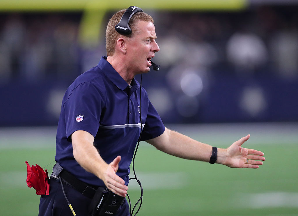 The Cowboys should probably consider moving on from coach Jason Garrett.