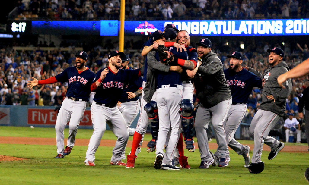Winning the World Series might be a lot harder for the Red Sox in the future.