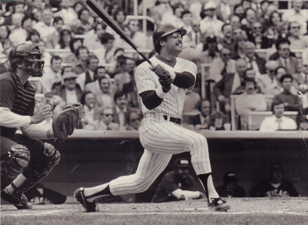 Reggie Jackson came up clutch for the New York Yankees in the World Series.