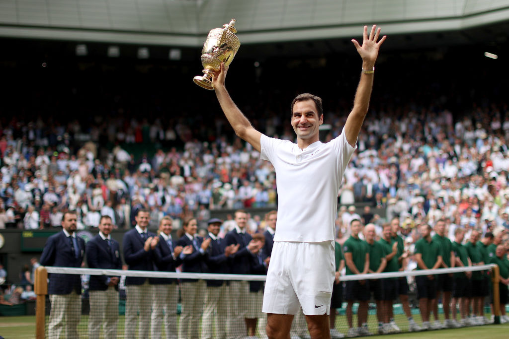 Roger Federer has dozens of Grand Slam wins, but he wants an Olympic gold medal for his trophy case.