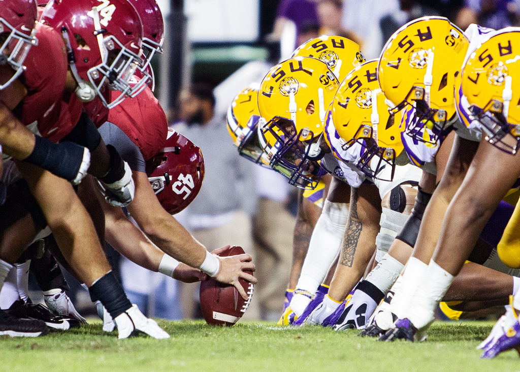It might raise a few eyebrows, but the SEC should do away with football divisions.