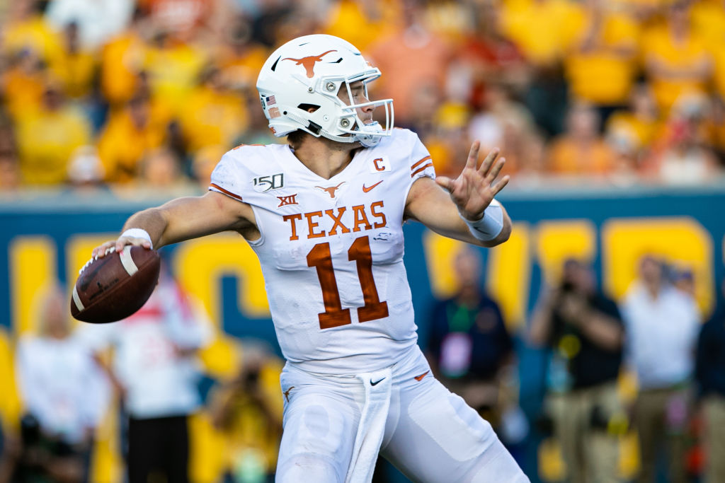 Sam Ehlinger and Tom Herman are helping the Longhorns regain their respectability